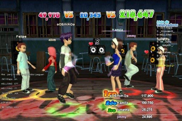 Audition, un juego MMOG desarrollado por la compañía coreana T3, cuyo modelo de negocio se basa en pequeñas transacciones para mejorar el perfil del personaje creado. En América latina lo impulsa Axeso5