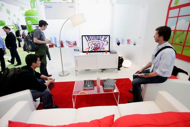 Un televisor con acceso a Internet, un futuro que se extenderá a otros electrodomésticos gracias a IPV6