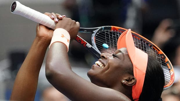 ¡Sorpresa en #USOpen! Stephens echa a Venus Williams