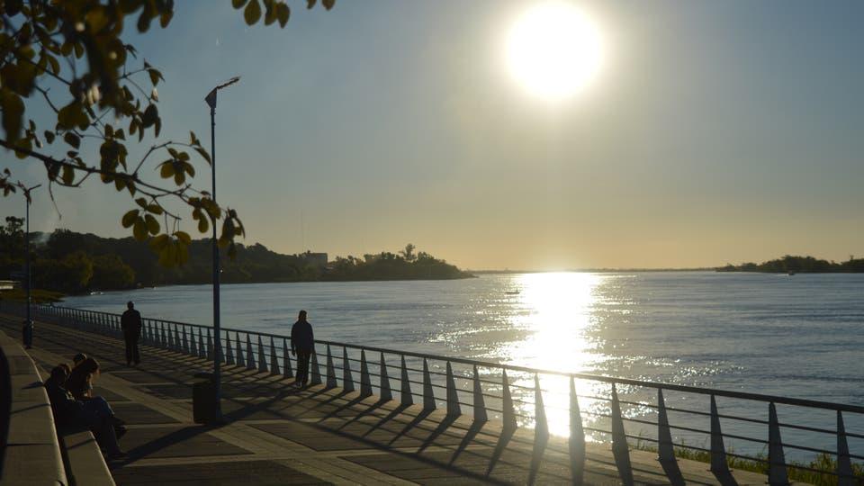 Los paseos junto al río, parte de la identidad local