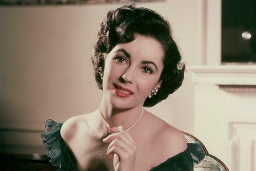 En una publicidad en los años 50. La actriz era buscada para protagonizar todo tipo de anuncios.. Foto: Reuters