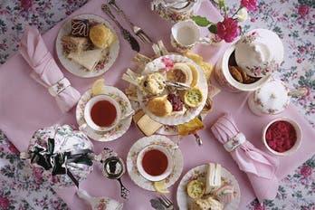 Hora del té: 10 claves para una mesa perfecta