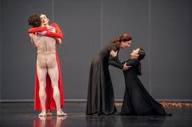 Imagen de Orfeo y Eurídice