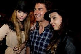 Más fotos con fans, Tom posó con todos y todas