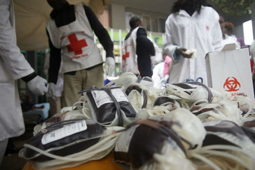 Hay más de 200 heridos. Foto: EFE