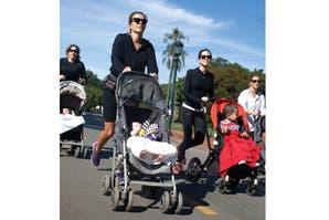 Mommy Runners: entrená con el cochecito
