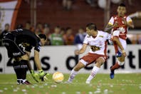 Las sorprendentes similitudes entre Huracán e Independiente Santa Fe de la que se habla en Bogotá