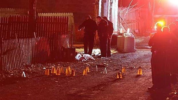Cinco muertos y tres heridos dejó el tiroteo cerca de Pittsburgh