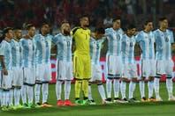 La selección argentina se mantiene en el primer puesto del ranking FIFA