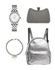 Propuestas para un look a pleno gris plata