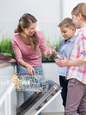 ¿Cómo hacer para que los chicos colaboren con las tareas de la casa?