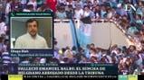 """""""Nosotros no podemos sancionar a Belgrano, eso depende de la AFA"""", dijo el secretario de Seguridad d"""