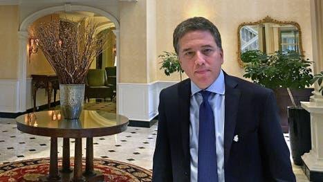 El ministro Dujovne al finalizar la reunión en Washington