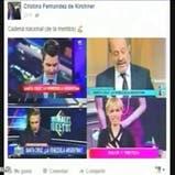 Mariana Fabbiani le contestó a Cristina Kirchner