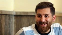 El doble iraní de Leo Messi