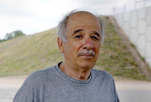 Roberto Gonçálvez, uno de los damnificados