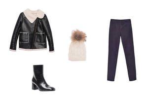 Alexa Chung y un look inspirador para el invierno