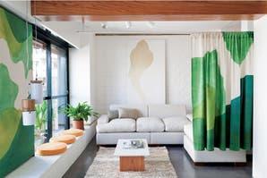 Una casa con mil tonos de calma