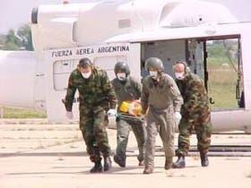 Dos helicópteros servirán para evacuaciones sanitarias de urgencia en Haití