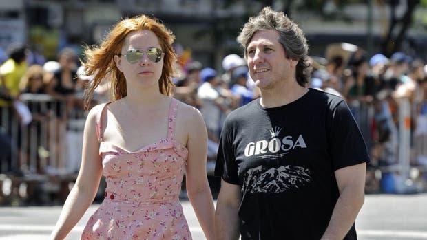 El juez Lijo citó a indagatoria a la ex novia de Boudou, Agustina Kämpfer