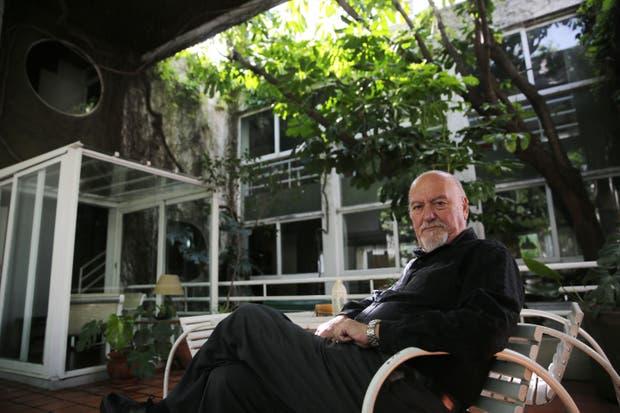 """Pesci, en su casa de 53 y 5: """"Quiero mimetizarme con la tierra y el paisaje"""""""