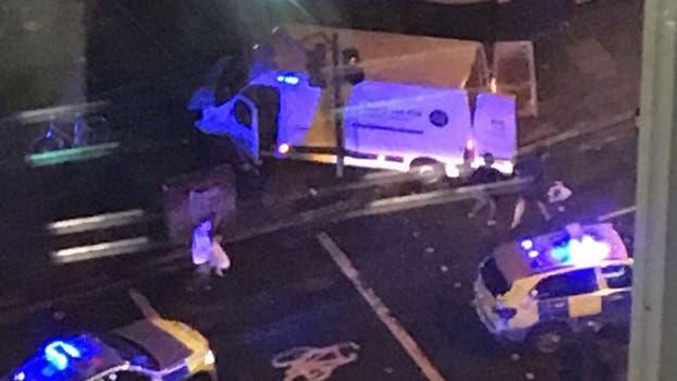 Varios ataques se registraron en Londres.