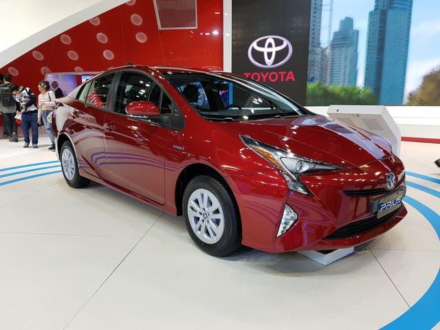 El Toyota Prius