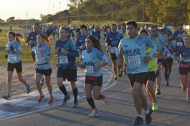 Con 3000 corredores, la 5° edición de los 30k Buenos Aires Sur tuvo cupos completos