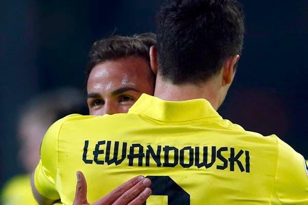 Borussia goleó a Real Madrid por 4 a 1. Foto: Reuters