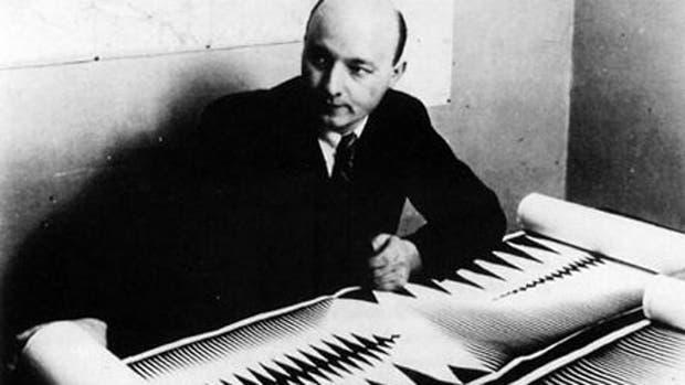 Google celebra al compositor Oskar Fischinger con un doodle musical