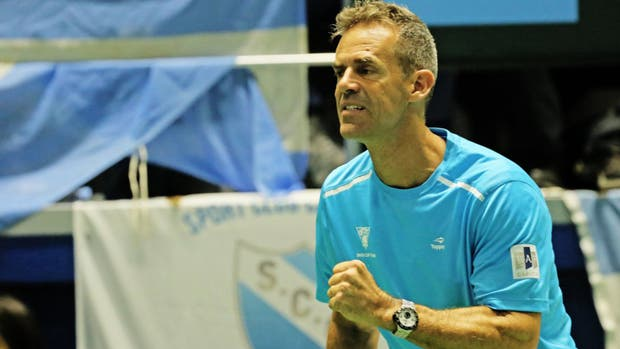 Schwartzman superó a Popko y niveló la serie ante Kazajistán — Copa Davis