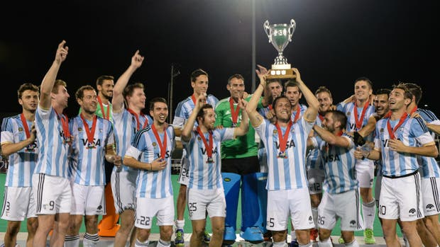 Los Leones alzan la Copa Panamericana