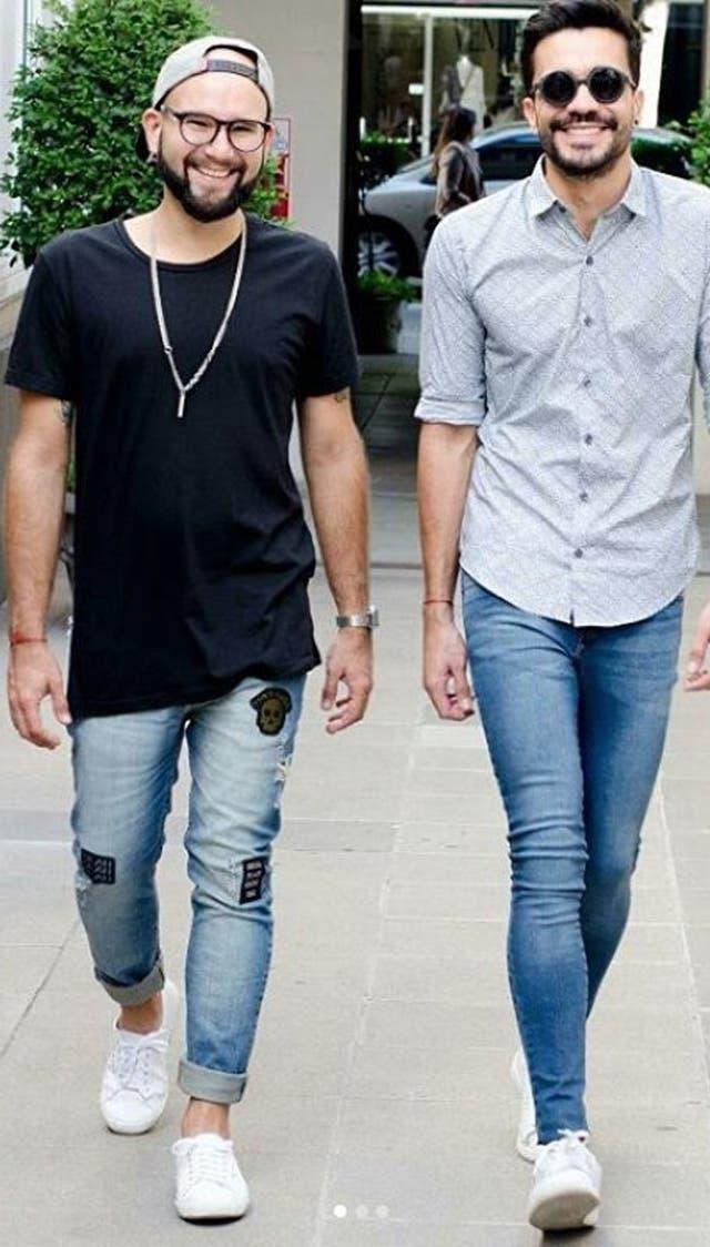 Victor y Emilio marcan tendencia entre el público masculino argentino