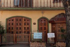 Néstor Altamirano, dueño de la casa de Charrúas 1081, declaró ante la Justicia y dijo que era inocente
