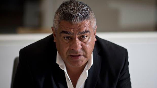 Claudio Tapia oficializó la intención de contratar a Sampaoli