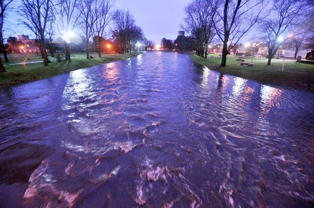 Inundaciones en Tandil