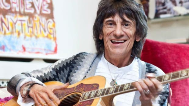 El guitarrista de los Rolling Stones contó como vivió el duro momento en el que se enteró que tenía cáncer de pulmón
