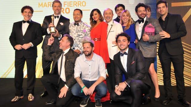 Martín Fierro del cable 2017: todos los ganadores