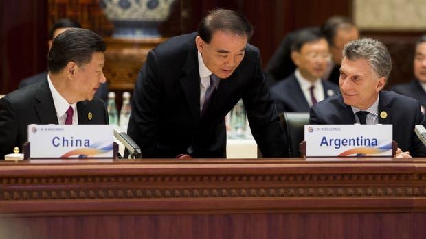 Macri se reunió con seis poderosos empresarios chinos para definir inversiones