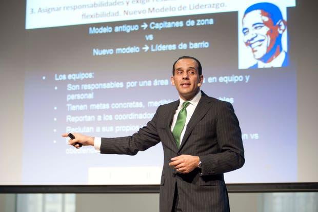 Juan Verde es asesor político y económico especializado en sustentabilidad