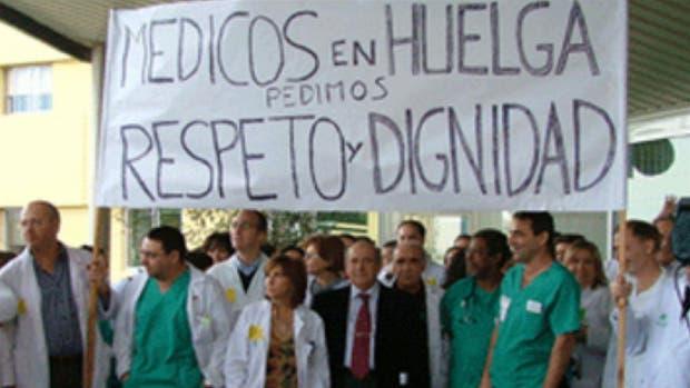 Los médicos bonaerenses anunciaron un paro de 48 horas en hospitales públicos