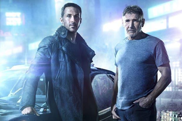 Ryan Gosling y Harrison Ford, dupla de lujo para un nuevo clásico futurista.