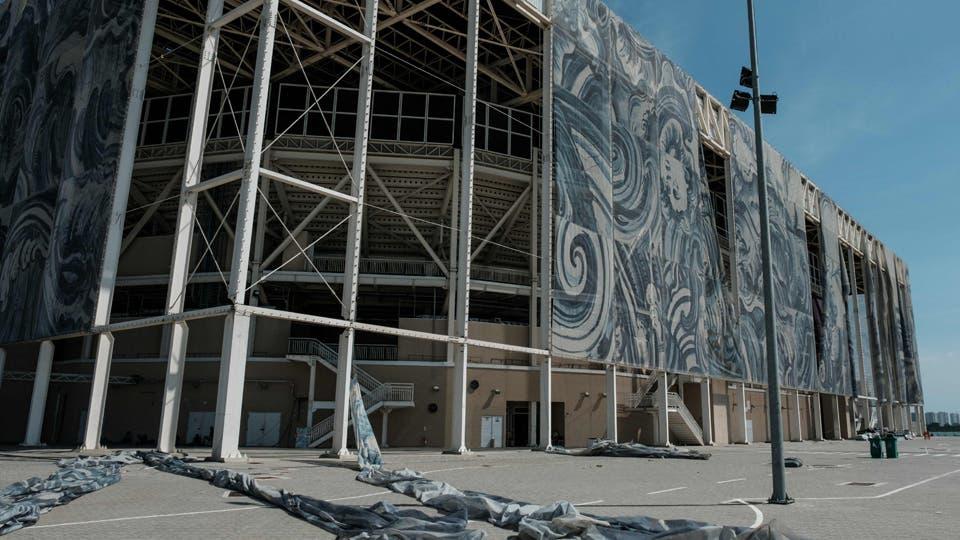 Juegos Olimpicos Rio 2016, asi esta hoy. Foto: Reuters