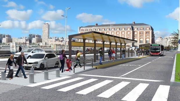 El proyecto busca beneficiar a unos 70.000 pasajeros
