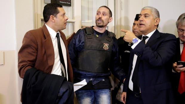 El abogado de Ibar Pérez Corradi insistió en que hay riesgo de que maten a su defendido