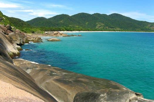 7. Playa Lopes Mendes, Ilha Grande - Brasil.