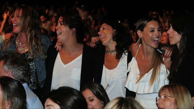 El chiste de Cristian Castro que incomodó a Pampita ya Nicole