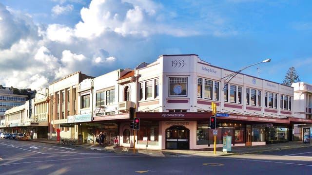 Napier, Nueva Zelanda