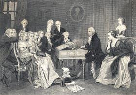 Mozart interpretando Don Giovanni