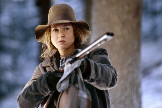 Zellweger como Ruby Thewes, en Regreso a Could Mountain